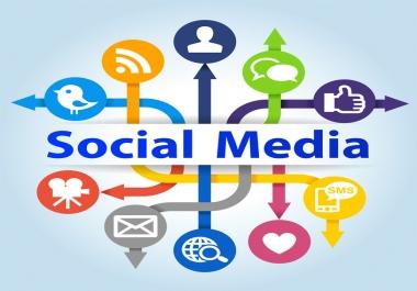 10,000 Traffic Funnel + 50 Million Social Media Group Post Advertising Service