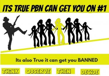 Get 7 PBN HomePage DA 71 High TF CF SEO Backlinks