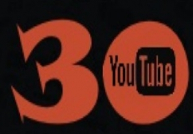 30 days Youtube Campaign - SAPE, PBN, Embeds, Web 2.0s, Views and many more