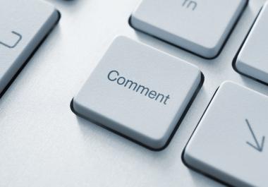 ®give you best high quality dofollow blog comments links 1PR7 3PR6 4PR5 5PR4 10PR3