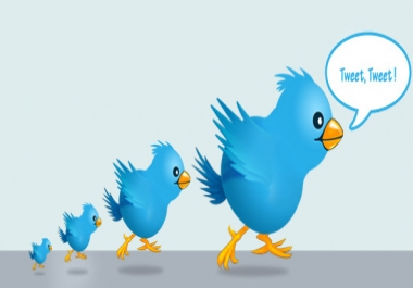 Greatest 8 000+ Twitter Followers Will be Added to Your Account Just