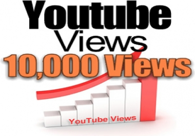 10,000+ REAL YOUTUBE VIEWS (no bot) to boost your SEO and reach 1st position