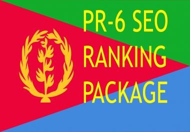 PR-6 Top Ranking Package by SEOGram