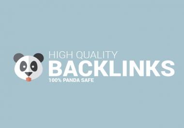 50 PR9 + 50  .EDU .GOV Backlinks From High DA