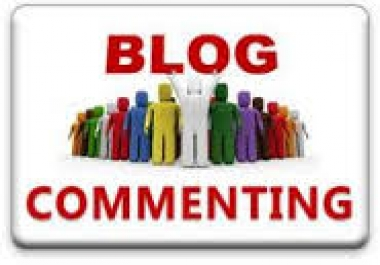 Give You ***10*** High PR Blog Comments / Dofollow Li... for $1