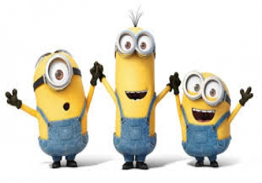 make minions googling your company!!!