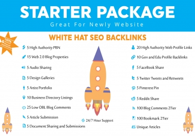 White Hat SEO .. I will boost your google ranking fast with my best backlinks