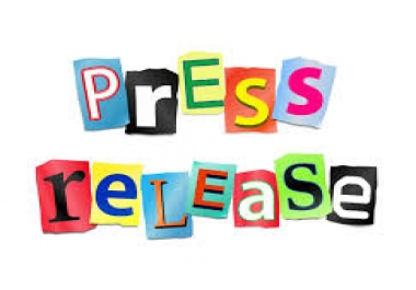 write a professional 400 words Press Release for you!@