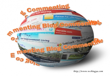 Do 6000 Blog Comments To Your money site adirecly from the best sites