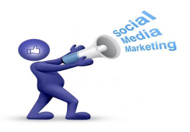 Organic followers for social media's