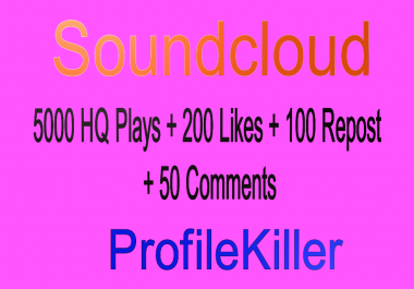 Soundcloud All In One Pack For Regular Clients