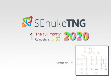 SEnuke TNG The full monty 2020