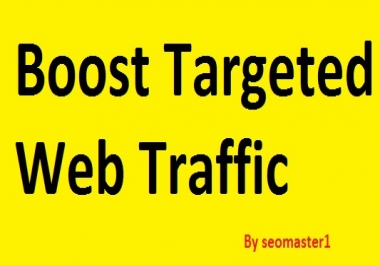 Drive  7000+ Targeted Website Traffic By Social Media