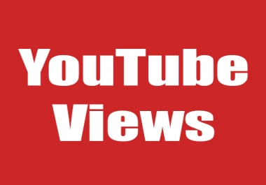 give 1000+ Safe Youtube views for $1