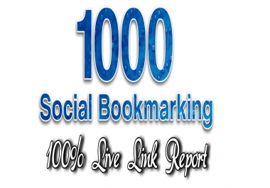 1500 Social Bookmarks Submit Even Youtube Video Best Bookmarking