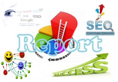 I will Create Full SEO Audit Report for Your Website