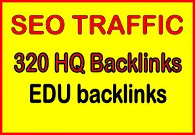 Provide 320 .EDU high quality backlinks
