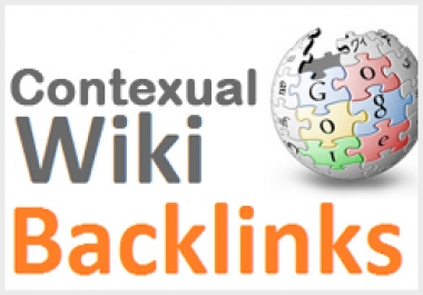 700+ High Quality Wiki articles contextual backlinks