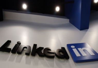 I will promote Your Website On Linkedin Largest Business Professional Network Today with 400 linkedin shares