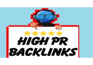 Boost Your Site On Search Engines With 450 Pr7 To Pr1 HighPr and ActualPr Backlinks