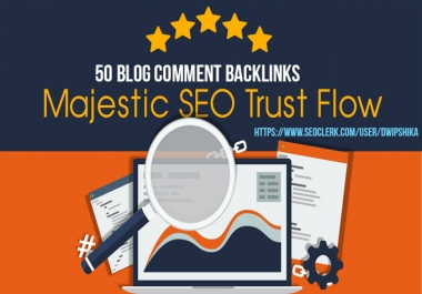 Give you 50 High DA Unique domain DoFollow blog comments