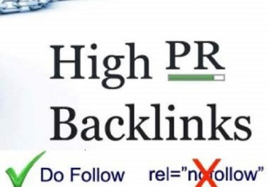 I Will Create Manually 10 High Authority PR10 to PR6 High DA Permanent Web2.0 Backlinks