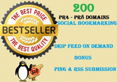specially add your  website to 200+ Social Bookmarking + RSS + Ping
