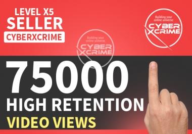 Add 50000 FAST High Retention YT Views