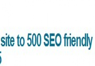 submit your site to 5000 SEO friendly high directories