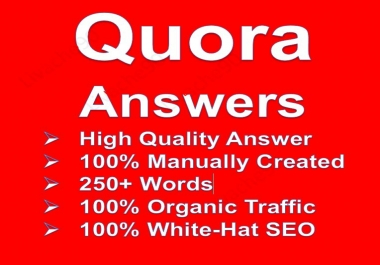 Promote Your Direct Link on Quora