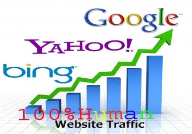 1100+ Google Verified Human Web Traffic & Adsense Safe