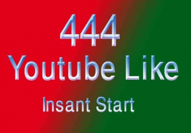 Real 444 YouTube like and real 10 YouTube subscribers super fast  delivery SEO