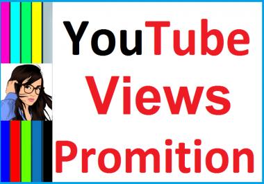 Safe Youtube Video Promotion Marketing Instant Start Just