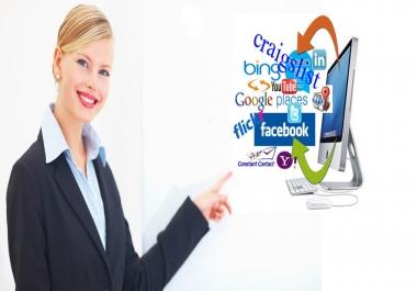 Create High PR Dofollow 25 Web2.0 Blog Backlinks