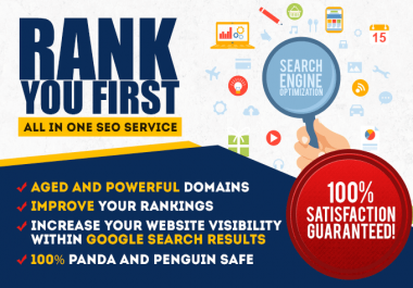 Get over 5000 tiered contextual SEO blog posts