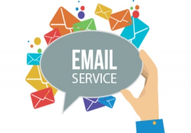 provide email lists as you need