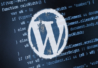 Manage your wordpress site for regular update and maintenance