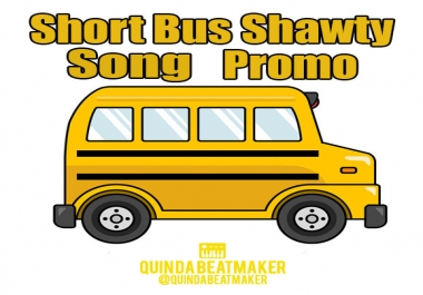Hip-Hop Song Promo YouTube Upload to ShortBusShawty 100k+ subs channel