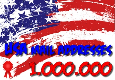 1000000 USA unique leads