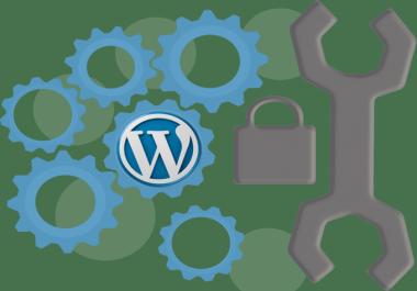make an awesome WordPress website