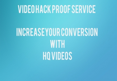 Video Hack Proof Games Service