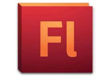 decompile or convert your swf file to editable flash ... for $5
