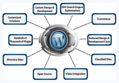 fix WordPress  Theme, Web, Blog
