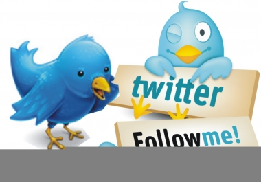 Staf selected Verified  500 twitter followers for ur ... for $1