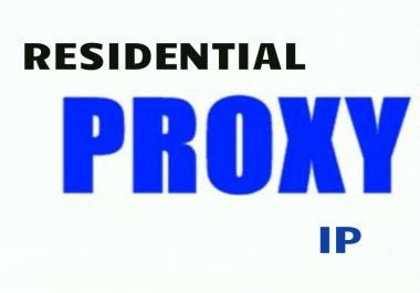 PROXY US RESIDENTIAL IP