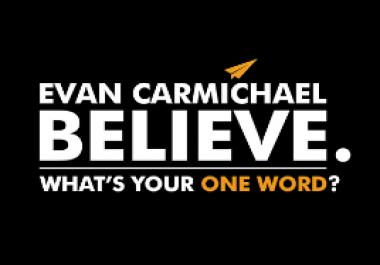 A Guest Post on EvanCarmichael.com - Great SEO, Worthy doFollow backlink [MANY Niche]