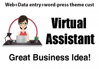 Virtual Assistant for you at