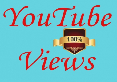 100,000 , 100k and 100000 Youtube views and 50 Comments And Likes Free