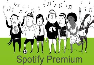 SpotifyPremium Playlist Plays