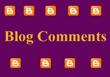 Get 50 Blog Comments